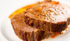 brasato -   pot roast  http://www.venetoesapori.it/it/protagonista/trattoria-bazabò  #food #italy #typical #veneto #padova #cibo #carne #roast
