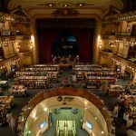 A Century-Old Buenos Aires Theater Converted Into a 21,000-Square-Foot Bookstore
