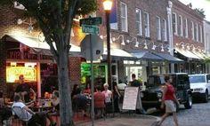 Raleigh's Pedestrian Rebound / Eric Jaffe @atlanticcities | #socialcities