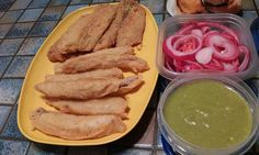 Filetes de pescado estilo Sinaloa por Martha Galindo
