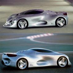 PLASMA designed by miGUEL HERRANZ - 1995 - Bernie Ecclestone's private collection   automotive design   car   car body   sports car   supercar   photo by miGUEL HERRANZ via Instagram @miguelherranz_design