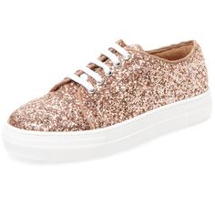 Sale - Glitter Velcro Low Top Trainers - 10 IS 10 IS Qnm1lO