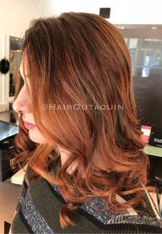 Copper tones 🔥 #redhead  #redhair  #kaaral #haircolour