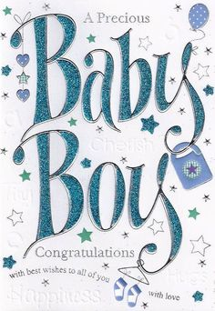 ideas for baby boy congratulations pictures Wishes For Baby Boy, Welcome Baby Boys, New Baby Boys, Congrats On Baby Boy, Congratulations Pictures, Congratulations And Best Wishes, New Baby Quotes, Happy Quotes, Christmas Baby Announcement
