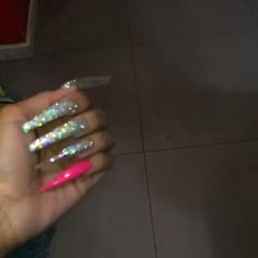 Cute Nails, best pin 8551139019 to create. Uncover true inspiration now! Drip Nails, Aycrlic Nails, Bling Nails, Glitter Nails, Summer Acrylic Nails, Best Acrylic Nails, Nail Swag, Nagel Bling, Exotic Nails