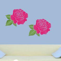 43 Best Rose Stencils Images In 2015 Stencils Rose Stencil