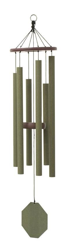 Amish Evergreen Series Songbird Wind Chime