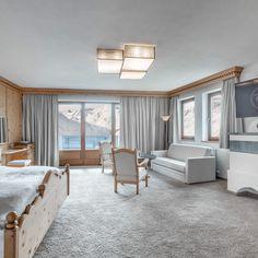 Hier findet ihr eine Auswahl an stilvollen Hotelzimmern im Hotel Riml in Hochgurgl.