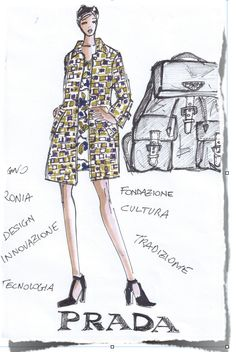 Prada by Beatrice Brandini www.beatricebrandini.it