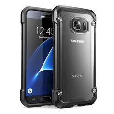 Transparent Armor Shield Case For Samsung