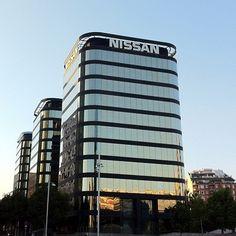 48929ccd60f4c NISSAN Building Barcelona Facade Design, Facades, Nissan, Barcelona,  Architecture, Barcelona City