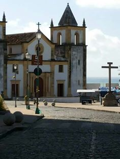 Igreja da Sé Olinda PE (Foto de Rosamélia Campos -2015)