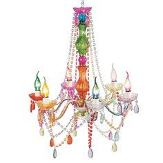 Loving rainbow lighting - KARE Design Starlight Rainbow Hanging Lamp