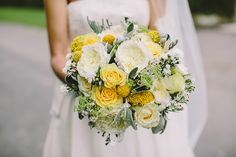 #Weddingbouquet #yellowroses #stonebridgecountryclub