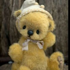 Ickle Bobo the Bear.... Jenny Johnson