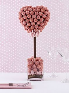 Love chocolate tree