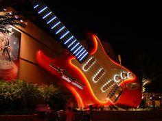 Rockin' Roller Coaster, Hollywood Studios, Disney World
