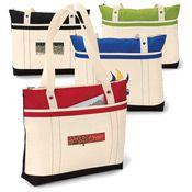 Windjammer Tote Bag | Personalized Tote Bags | 3.78 Ea.