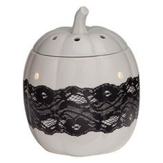 Cutest little punkin' on the block!  Find it on my website at ccressi.scentsy.us along with many other holiday warmers.