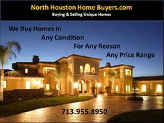 Selling Your House Without an Agent in Houston TX | We Buy Houston Houses AS-IS - North Houston Home Buyers