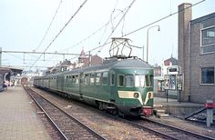 Station Heerlen 1981