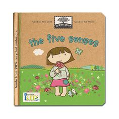 The Five Senses Book from Innovative Kids