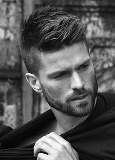 Trendy hairstyles for men: current haircuts for 2018 # current haircuts # hairstyles Short Spiky Hairstyles, Cool Hairstyles For Men, Best Short Haircuts, Popular Haircuts, Hairstyles Haircuts, Haircuts For Men, Short Hair Cuts, 2018 Haircuts, Spiky Short Hair Men