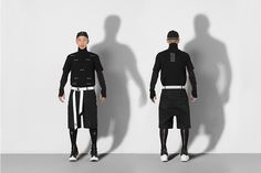 """11 by Boris Bidjan Saberi presents its Fall/Winter 2017 collection as """"Indicasativa"""", a shameless title that puts together two contrasted concepts."""