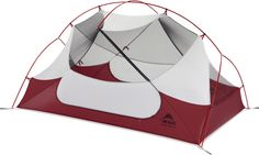 At just 3 lbs. 7 oz., the reinvented MSR Hubba Hubba NX tent is an ultralight, ultra-livable three-season shelter for two backpackers. #REIGifts