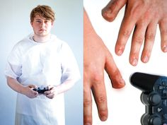 What If Video Games Caused Serious Physical Injuries?