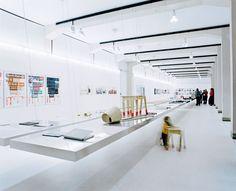 Museum of Design, Zurich, Switzerland  YEAR 2006