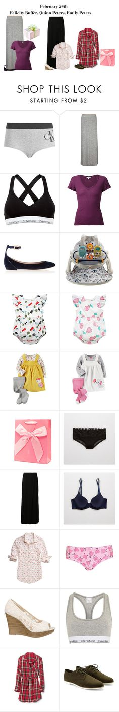 """""""Autumn's Baby Shower"""" by our-poly-friends ❤ liked on Polyvore featuring Calvin Klein, Full Tilt, James Perse, Chloé, Fisher Price, Aerie, Glamorous, maurices, Topshop and Silver Jeans Co."""