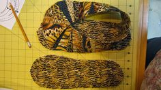 Cool Cats and Quilts: Snappy Slipper & Travel Bag Tutorial - Part 2