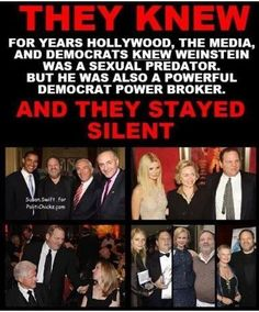 I think the OBAMA'S Daughter was a offering to Harvey Weinstein that was the payment for their Netflix Show . Liberal Hypocrisy, Political Corruption, Liberal Logic, Morality, Political Views, Politicians, Out Of Touch, Thats The Way, Sick