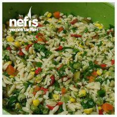 Muhteşem Gün Salatası (Kaşık Kaşık Yendi Bitti :)))