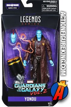 #MarvelLegends #GuardiansOfTheGalaxy #YONDU #ActionFigure from #HASBRO. Quickly and easily search thousands of new and vintage #Collectibles #Toys #ActionFigures and more here… http://actionfigureking.com/list-3/hasbro/marvel-legends/marvel-legends-guardians-of-the-galaxy-yondu-titus-build-a-figure-series