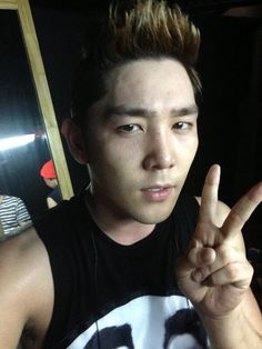 SUPER JUNIOR | Kim Youngwoon/Kangin
