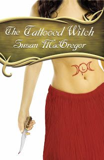 The Tattooed Witch by Susan MacGregor  (first of three books in trilogy). When Miriam Medina and her father are accused by the Inquisition of murdering a high priest, Miriam knows justice is impossible. Their accuser, the Grand Inquisitor, is in fact, the real murderer. Miriam's only hope is to resort to her long dead mother's magical legacy: the resurrection of the dead through a magical tattoo. Nominated for an Aurora Award for Best Novel (English) 2014.