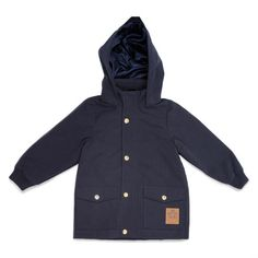 Mini Rodini Pico Jacket Dark Blue