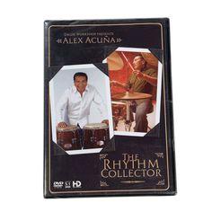 Alex Acuña: The Rhythm Collector DVD