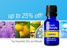 This week enjoy Up to 25% off on the top 6 most popular oils/blends; Frankincense, Shield, Respire, Lavender, Lemon, and Peppermint.  Shop Now: http://sparknaturals.com/index.php//?idev_id=692  Don't forget to use your coupon code MHIGHLANDER at checkout.    #sparknaturals #essentialoils #frankincense #shield #respire #lavender #lemon #peppermint #save #couponcode