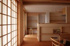 木の優しさを肌で感じるマンションリノベーション - 木の住まい施工事例   株式会社シーエッチ建築工房