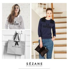 Graphic Sweatshirts for Mom @Morgane Sezalory