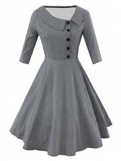 2020 New Dresses Online. Best New Dresses For Sale Stylish Dresses For Girls, Elegant Dresses, Cute Dresses, Vintage Dresses, Casual Dresses, Dress Neck Designs, Stylish Dress Designs, Designs For Dresses, Frock Fashion