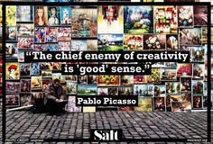 Quote from Pablo Picasso