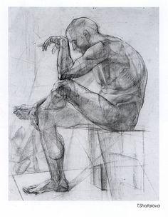 рисунок академии имени А. Л. Штиглица