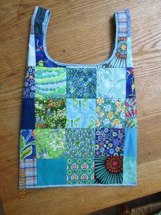 Tas nummer 11, deze is voor mijn zusje Christa, ik vind hem zelf super qua kleuren.