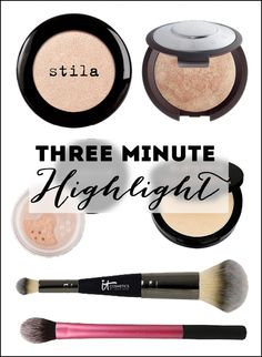 Heard a lot about highlighting but need a simple tutorial? I'm sharing how to make your skin look...