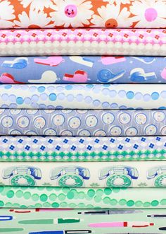 Melody Miller for Cotton and Steel, Trinket, Mod in FAT QUARTERS 9 Total