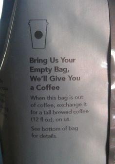 Starbucks Coffee Just $5.99 At Walmart PLUS FREE Brewed Coffee!